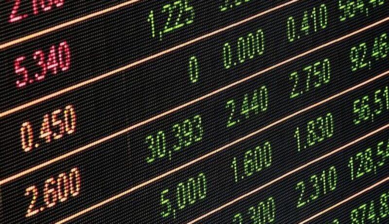 Analiza wykresów graficznych zmian cen w czasie pozwala przewidzieć kolejne wydarzenia na giełdzie.