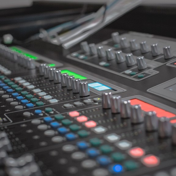 Many radio and TV stations allow students to observe and even participate in live shows.